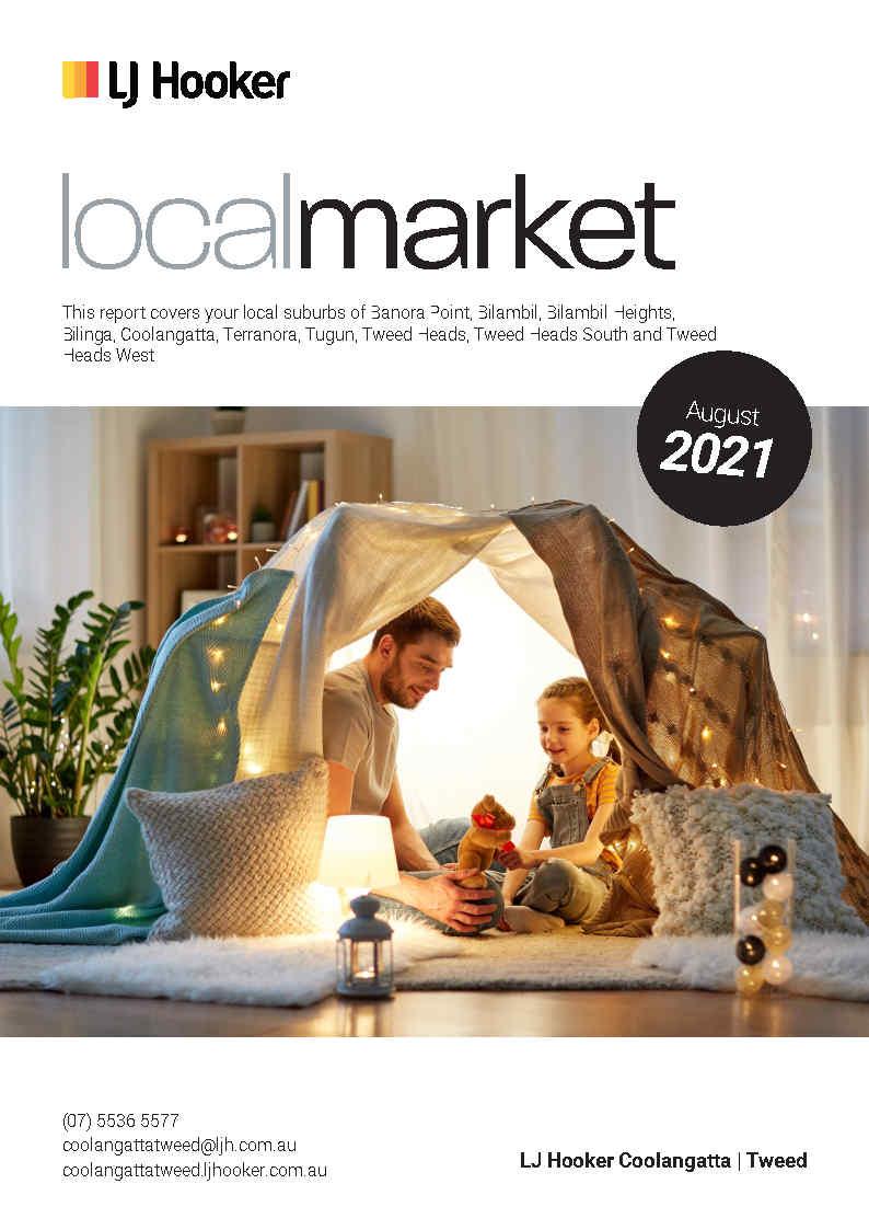 Market Update August 2021
